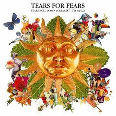 """Tears For Fears – Tears Roll Down (Greatest Hits 82-92)  Tears Roll Down é um álbum que reúne as melhores músicas do Tears for Fears, de 1982-1992, não é uma coletânea de toda a história do Tears for Fears, mas contém boa parte do melhor da dupla Curt Smith e Roland Orzabal. Conta com uma música inédita da banda, """"Laid So Low"""" que foi gravada apenas por Roland Orzabal."""