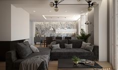 Dom w Krakowie Home, Furniture, Decor, Sectional Couch