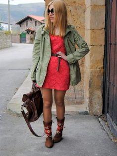 lapetiteblonde Outfit   Primavera 2012. Cómo vestirse y combinar según lapetiteblonde el 6-4-2012