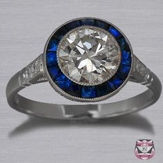 art deco ring!  Love this for a right hand ring;-)