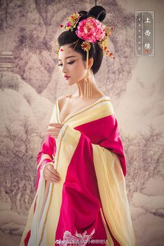 Dresses for Women Oriental Fashion, Asian Fashion, Chica Fantasy, China Girl, Chinese Clothing, Beautiful Asian Women, Asian Style, Traditional Dresses, Traditional Chinese