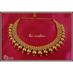 Online Shopping for Traditional Maharashtrian Vajratik | Necklaces | Unique Indian Products by Iha Creations - MIHA 32419921950