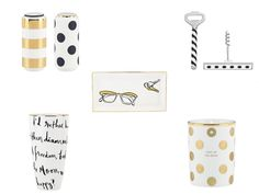 Kate Spade Home {Style & Beauty Department}