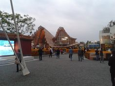 EXPO 2015 - pad Cina