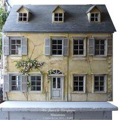 *♥ Atelier de Léa - Un Jour à la Campagne ♥*: Villa des Roses Octobre 2011 ─ Décembre 2011