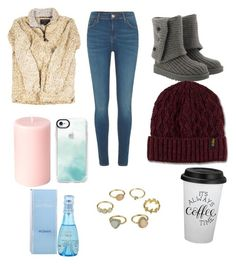 """""""Untitled #79"""" by tphillips356 on Polyvore featuring True Grit, River Island, UGG, Dr. Martens, Casetify and Davidoff"""