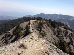Hike Mt Baldy 2013