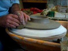 pottery slump mold plate