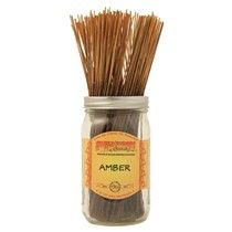 Amber - A warm amber fragrance with musky notes of cedarwood and soft patchouli.