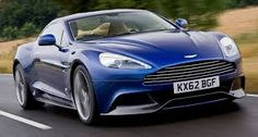 Image result for electric blue Vanquish