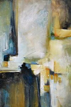 Abstract painting by proteamundi