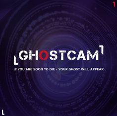Filma i #SoonToDie con la nuova applicazione #GhostCam. #RWF