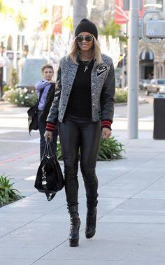 Ciara RICH varsity jacket