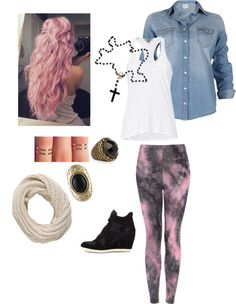 """indie-skater no.5 ❤"" by rika-styles-style ❤ liked on Polyvore"
