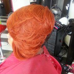 Red Carpet Hair