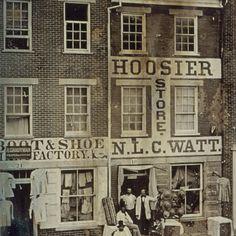 Hoosier Store in Richmond, Indiana