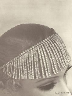 Chanel 1932 Franges necklace