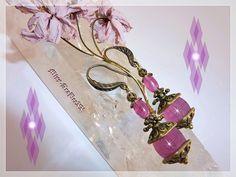Chandeliers - Barock Gothic Rokoko Antique Chandeliers/Ohrhänger - ein Designerstück von Miss-AraBeeXX bei DaWanda