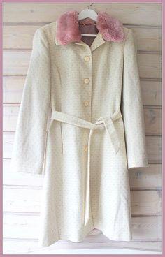 Vintage Mantel von *Coco Mademoiselle* auf DaWanda.com