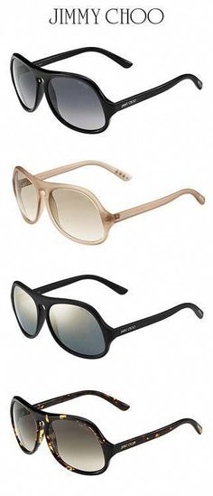 6d97f54c2d76 Jimmy Choo- 2012 2013 Eyewear Collection Presents Biker Sunglasses   JimmyChoo