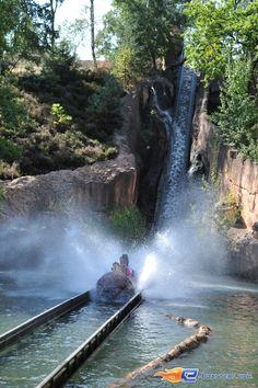 9/10 | Photo de l'attraction Cheyenne River située à La Mer de Sable (France). Plus d'information sur notre site http://www.e-coasters.com !! Tous les meilleurs Parcs d'Attractions sur un seul site web !!
