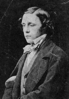 Lewis Carroll -   English writer, mathematician, logician, Anglican deacon, and photographer.