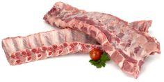 Aprox 1 Kg 1 pieza de Cerdo COSTILLA FRESCA