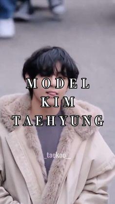 Taehyung Gucci, V Taehyung, V Model, Bts Meme Faces, Stray Kids Seungmin, Kim Taehyung Funny, Bts Book, Bts Concert, Korean Makeup