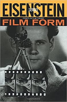 Film Form: Essays in Film Theory Film Theory, Sound Film, Houghton Mifflin Harcourt, Every Day Book, Popular Books, Book Summaries, Best Selling Books, Silent Film, Tv On The Radio