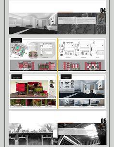 BEHANCE ARCHITECTURE UNDERGRADUATE PORTFOLIO on Behance Architecture Visualization, Architecture Student, Facade Architecture, Residential Architecture, Architecture Portofolio, Portfolio Architect, Portfolio Layout, Behance, Zaha Hadid