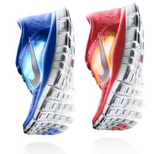 Nike updates its popular Free running shoe collection with three new styles designed to closely emulate a barefoot running experience. New to line is a streamlined, more glove-like fit and enhanced flexibility that also makes it a great running shoe for travel with a design that can completely fold over for easy storage.