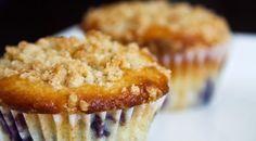 Bree Van de Kamp's blueberry muffins #desperatehousewives