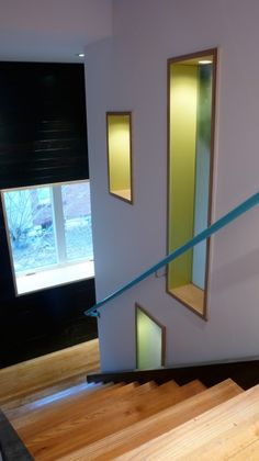 niches for the hallways