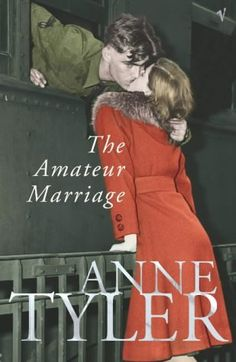 Anne Tyler's The Amateur Marriage, set in Baltimore as usual, gets off to a flying start.This book did get a bit tiresome along the way. I Love Books, Good Books, Books To Read, My Books, Reading Lists, Book Lists, Reading Record, Reading Room, Anne Tyler Books