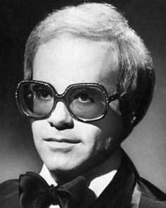 Looking a little waxy, Elton?
