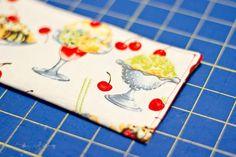David Ramsey Cash Wallet Sew- Easy
