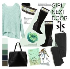 Kuhfs Women's Fashion Accessory/Girl Next Door . Pair our Girl Next Door Kuhfs with your black boots to instantly give them new life.