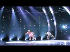 """Contemporary Dance, """"Fix You""""(choreography by Travis Wall)"""