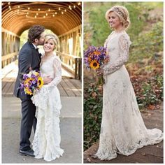 1000 images about celebrity wedding dress inspiration on for Kelly clarkson wedding dress replica