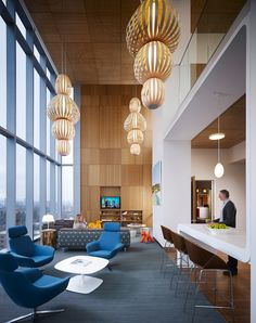 The winners of the 34th Annual Interiors Awards, presented by Contract magazine, have been unveiled. Besides the top entries in each of 13 project categories, ranging from large and small offices to public...