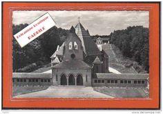 carte postale 18. Neuvy-sur-Barangeon Petit séminaire Saint-Louis la chapelle et le Cloître très beau plan - Delcampe.net