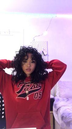 Pretty Asian Girl, Beautiful Asian Women, Aesthetic Hair, Bad Girl Aesthetic, Baddie Hairstyles, Girl Hairstyles, Pretty People, Beautiful People, Catfish Girl