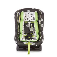 Chipolino Viaggio 0-18kg autósülés - 2016 Dots Black Suitcase, Panda, Dots, Backpacks, Black, Black People, Suitcases, Panda Bear, The Dot