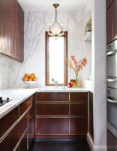 Chacune à sa façon, ces designs vous font la preuve qu'une cuisine de rêve n'a rien à voir avec sa taille !