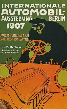 IAA Plakat 1907