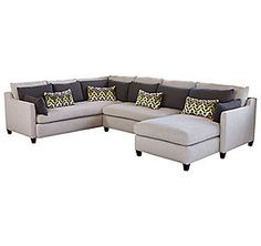 Drexel Heritage Upholstery - Laban Sectional (40313-86)