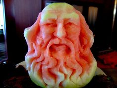 Awesome Watermelon Carvings