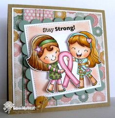 Stay Strong! Your Next Stamp