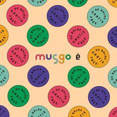Ilustración para festival de música Musgo en Ourense Grande, Graphic Design Projects