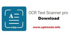 OCR Text Scanner Pro APK Free Download For Android